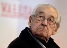 Diretor de cinema Andrzej Wajda.    24/11/2011       REUTERS/Kacper Pempel/File Photo