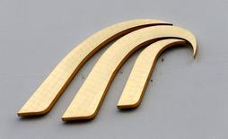Foto de archivo del logo de Falcon Private Bank en Zúrich, Suiza. 5 de octubre de 2016. El banco central de Singapur cerró un segundo banco suizo y multó a otros dos, DBS y UBS, en la mayor arremetida contra supuestas actividades de lavado de activos vinculadas a un escándalo del fondo 1MDB en Malasia. REUTERS/Arnd Wiegmann/File Photo