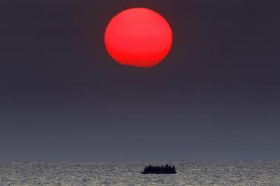 Reuters' Yannis Behrakis wins war photography awards