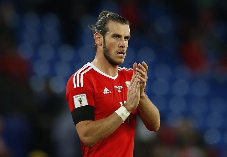 Football Soccer Britain - Wales v Georgia - 2018 World Cup Qualifying European Zone - Group D - Cardiff City Stadium, Cardiff, Wales - 9/10/16Wales' Gareth Bale looks dejected after the matchAction Images via Reuters / Andrew CouldridgeLivepic