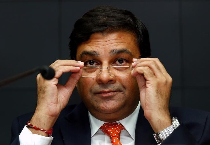 The Reserve Bank of India (RBI) Governor Urjit Patel attends a news conference after the bi-monthly monetary policy review in Mumbai, India, October 4, 2016. REUTERS/Danish Siddiqui/Files