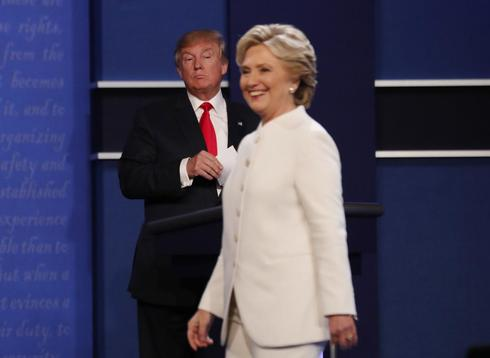 Clinton vs. Trump: the final debate