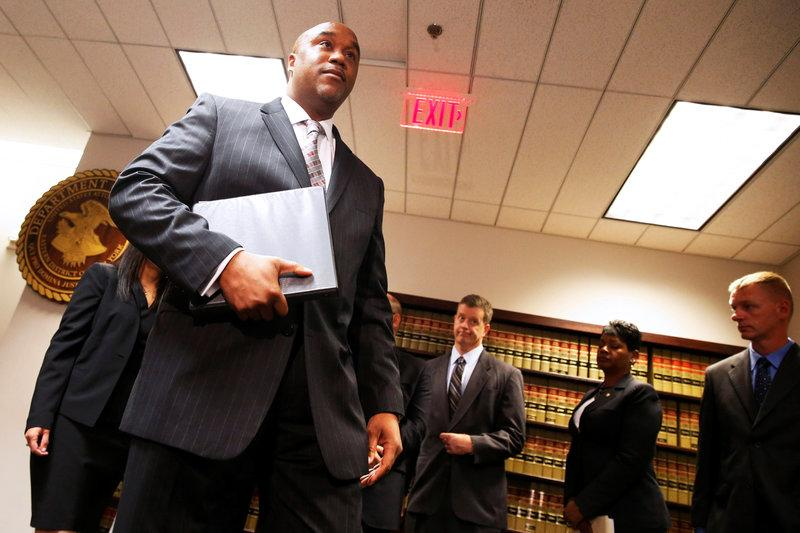 Top Nassau County, New York official arrested on corruption