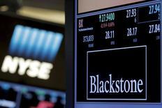 TeamHealth, spécialiste américain du recrutement et de l'externalisation de services dans les hôpitaux, a annoncé lundi son rachat par Blackstone pour environ 6,1 milliards de dollars (5,57 milliards d'euros). /Photo d'archives/REUTERS/Brendan McDermid
