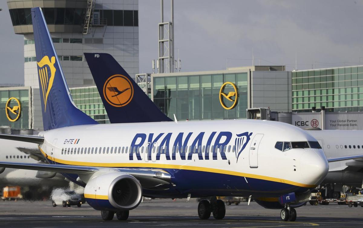 Ryanair to fly from Frankfurt to Spain, Portugal from end-March