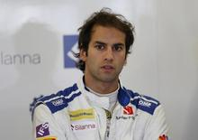 Britain Formula One - F1 - British Grand Prix 2016 - Silverstone, England - 8/7/16 Sauber's Felipe Nasr during practice Action Images via Reuters / Andrew Boyers Livepic