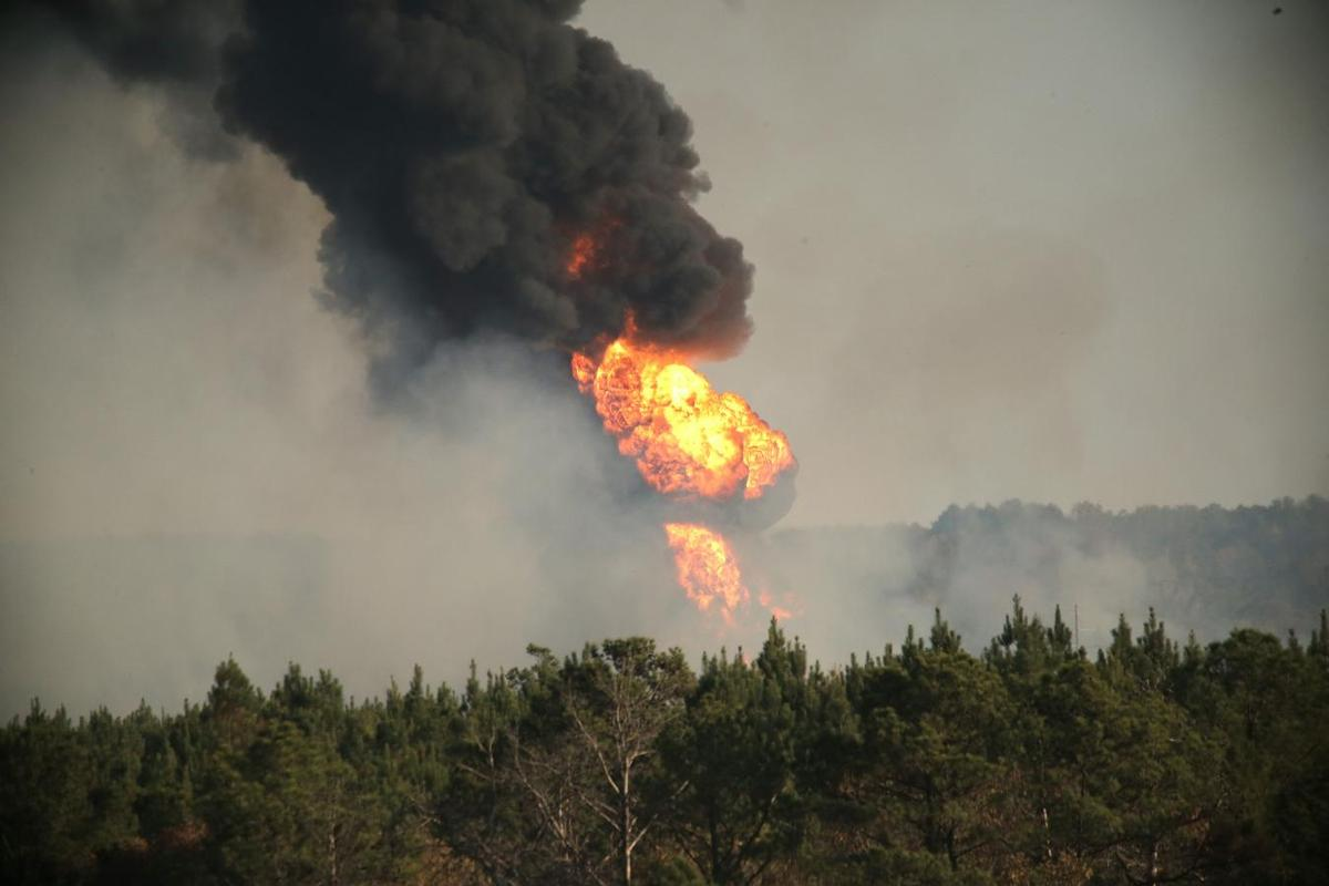 U.S. safety board opens probe into Colonial Pipeline accident