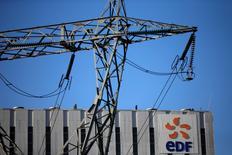 La Commission de régulation de l'énergie propose au gouvernement d'aménager le système permettant aux concurrents d'EDF de racheter au groupe une partie de son électricité d'origine nucléaire. /Photo prise le 20 avril 2016/REUTERS/Pascal Rossignol