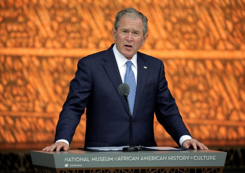 Former President George W. Bush Warns Biden's Troop Withdrawal from Afghanistan Could Put Women and Girls at Risk if 'Brutal' Taliban Regains Power
