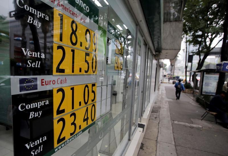 HSBC, Santander cut 2017 Mexico growth outlook on Trump risk