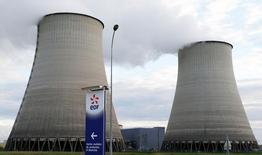 Le conseil d'administration d'EDF a validé mardi le dépôt d'une offre ferme de rachat de l'activité réacteurs d'Areva. Ce rachat constitue un élément clé du plan de sauvetage du spécialiste public du nucléaire. /Photo d'archives/REUTERS/Régis Duvignau