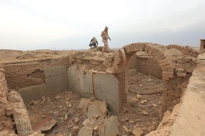The Islamic State destruction of Nimrud