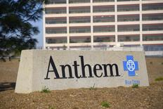 The office building of health insurer Anthem is seen in Los Angeles, California February 5, 2015.  REUTERS/Gus Ruelas/File Photo