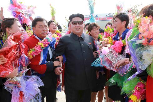 Kim Jong Un style