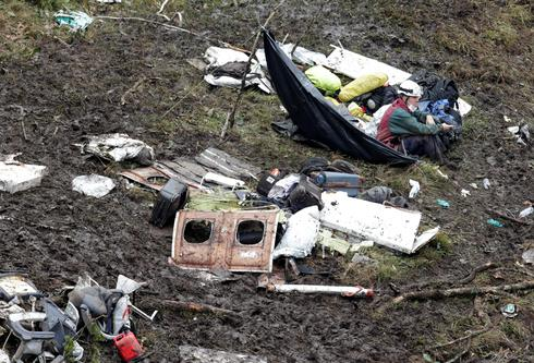 Plane carrying Brazilian soccer team crashes