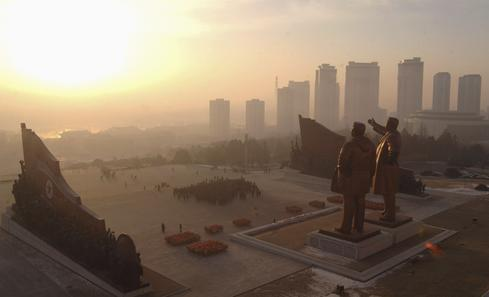 North Korea's statue industry beheaded