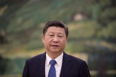 Presidente chinês, Xi Jinping, durante evento em Pequim.     02/12/2016              REUTERS/Nicolas Asouri/Pool