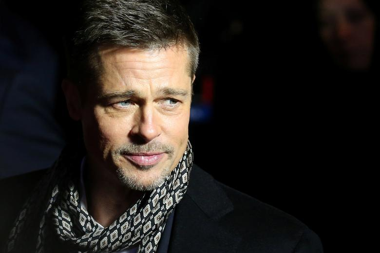 Actor Brad Pitt arrives at the premiere of the film ''Allied'' in Madrid, November 22, 2016. REUTERS/Juan Medina