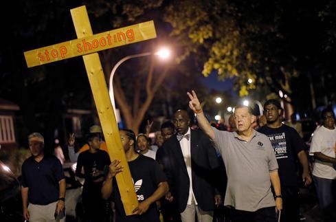 Chicago's activist priest