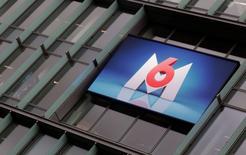 Le conseil de surveillance de M6 s'est prononcé à l'unanimité mardi en faveur d'un projet d'acquisition du pôle radio français de RTL Group pour 216 millions d'euros. M6 réaliserait ainsi la plus grosse acquisition de son histoire. /Photo d'archives/REUTERS/Jacky Naegelen