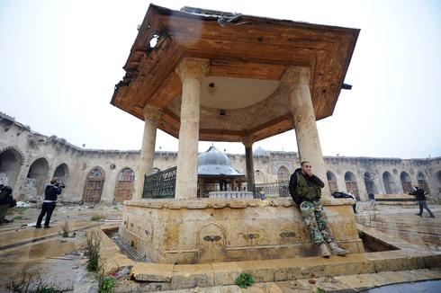 Inside government-controlled Aleppo