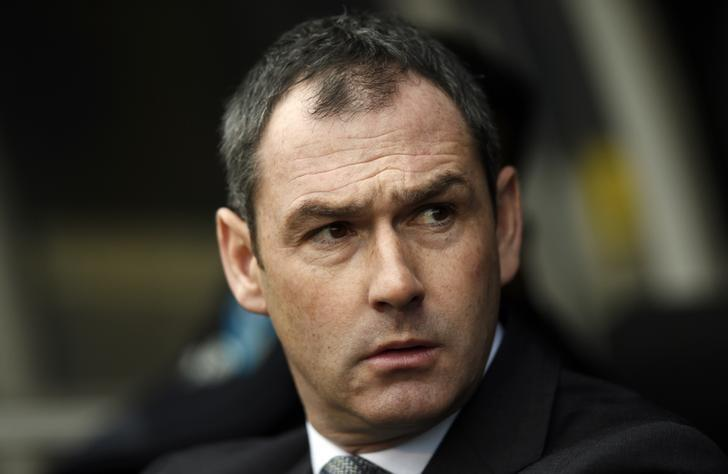 Football Soccer - Fulham v Derby County - Sky Bet Football League Championship - Craven Cottage - 6/2/16. Derby County manager Paul Clement. Mandatory Credit: Action Images / Adam Holt