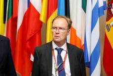 Embaixador britânica na UE, Ivan Rogers, em Bruxelas. 28/06/2016 REUTERS/Francois Lenoir