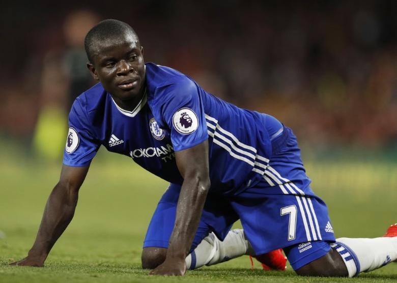 Chelsea's N'Golo Kante Action Images via Reuters / John Sibley