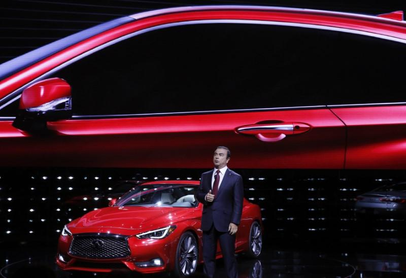 Exclusive: Nissan halts joint development of luxury cars with ...