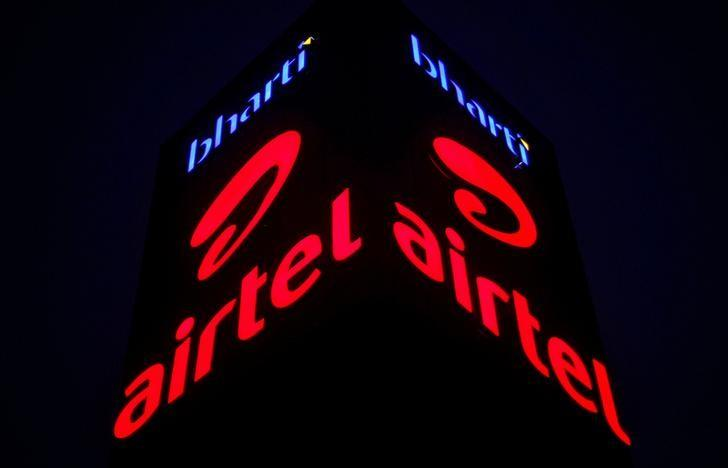 A Bharti Airtel office building is pictured in Gurugram, previously known as Gurgaon, on the outskirts of New Delhi, India April 21, 2016. REUTERS/Adnan Abidi/File Photo