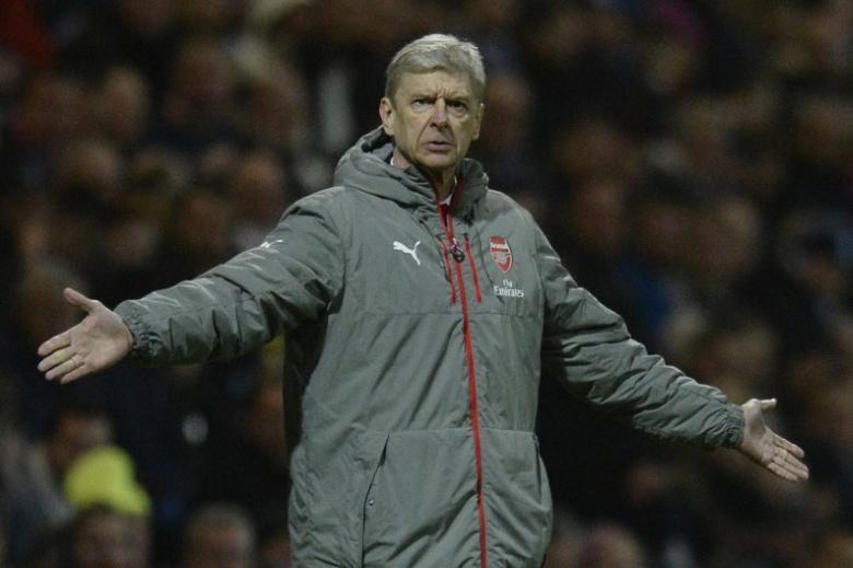 Arsenal manager Arsene Wenger  Action Images via Reuters / Alan Walter