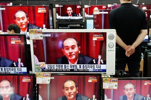 韓国への亡命待つ北朝鮮外交官はまだいる━元公使=聯合ニュース