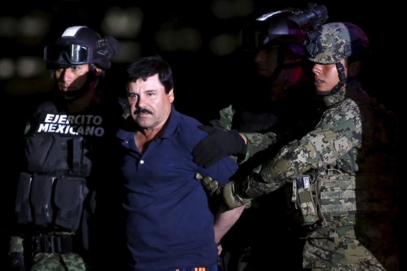 Mexico's El Chapo: From most wanted kingpin to extradited