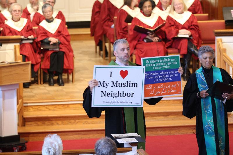 Washington faith leaders reject immigration orders in Sunday sermons