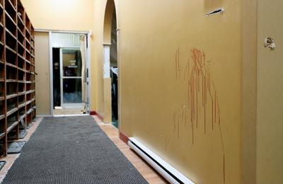 Grim aftermath inside Quebec mosque after deadly shooting