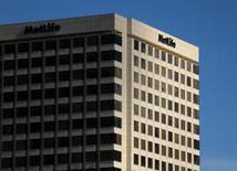 A MetLife Inc  building is shown in Irvine, California, U.S., January 24, 2017.   REUTERS/Mike Blake