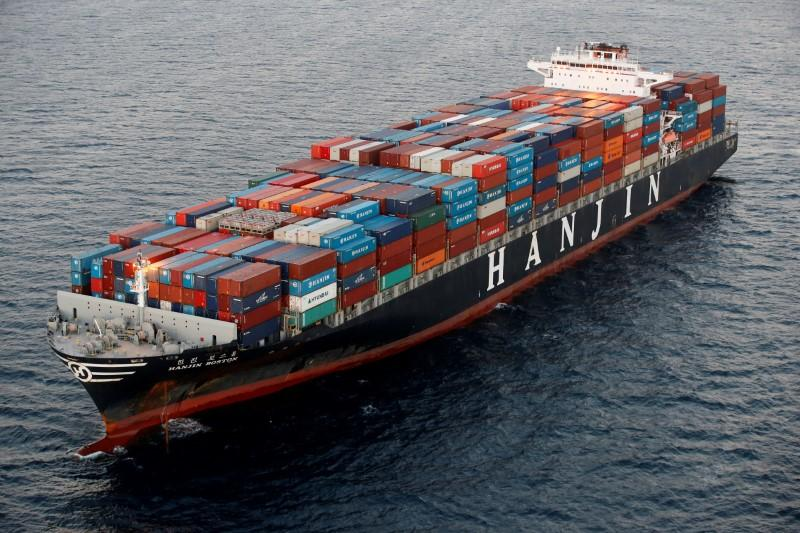 South Korea court says expects to declare Hanjin Shipping
