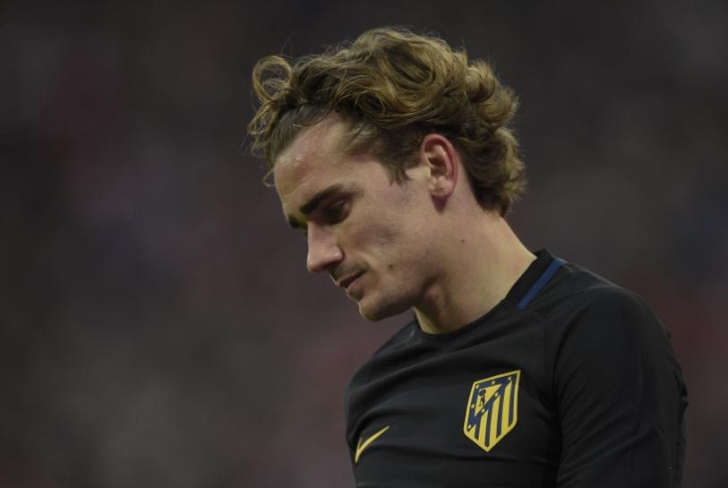 Griezmann Has Agreement With Manchester United Report Reuters