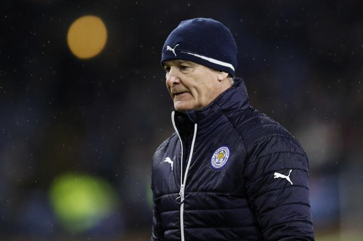 Britain Football Soccer - Burnley v Leicester City - Premier League - Turf Moor - 16/17 - 31/1/17 Leicester City manager Claudio Ranieri looks dejected after the match Reuters / Darren Staples