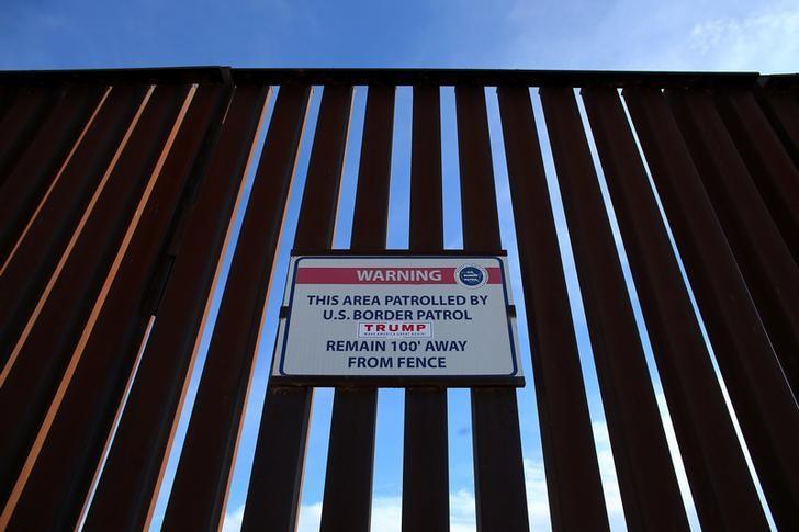 Exclusive - Trump border 'wall' to cost $21 6 billion, take