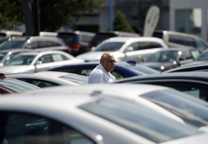 New Delinquent U.S. Car Loans At 8-year Peak: NY Fed