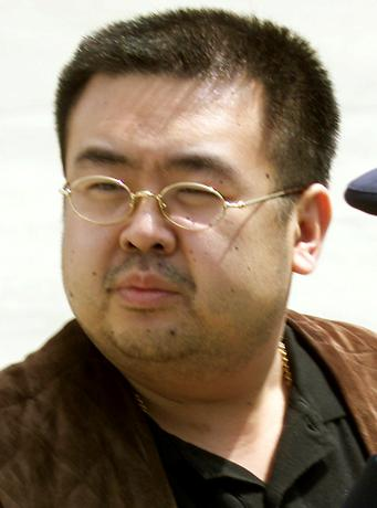 KIM JONG-NAM: The older half brother of North Korean leader Kim Jong-un was murdered in Malaysia with U.S. officials believing he was killed by North Korean agents. Kim  was known to spend a significant amount of his time outside the country and had spoken out publicly against his family's dynastic control of the isolated state.  REUTERS/Eriko Sugita