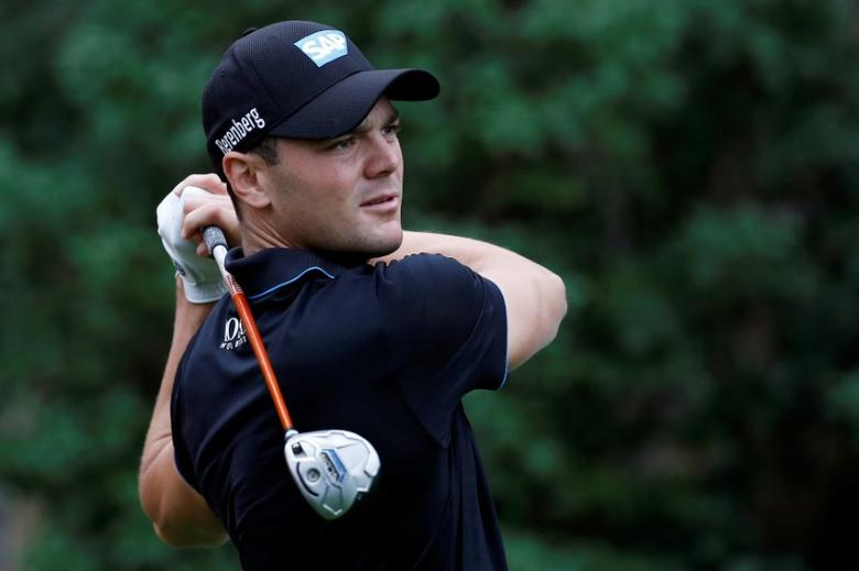 Golf - WGC-HSBC Champions Golf Tournament  - Shanghai, China - 27/10/16. Martin Kaymer of Germany in action. REUTERS/Aly Song