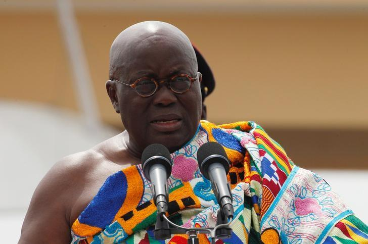 No excuses for Ghana poverty 60 years after independence: president