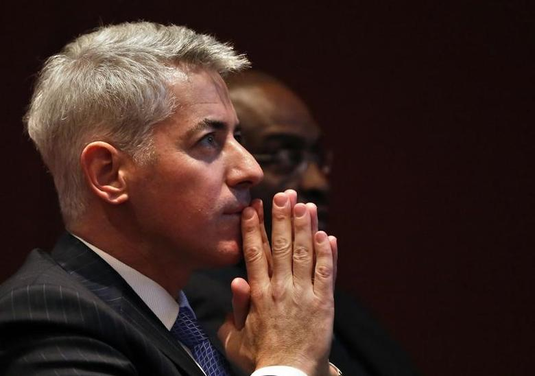 William Ackman  in New York, U.S. on February 13, 2013. REUTERS/Shannon Stapleton/File Photo