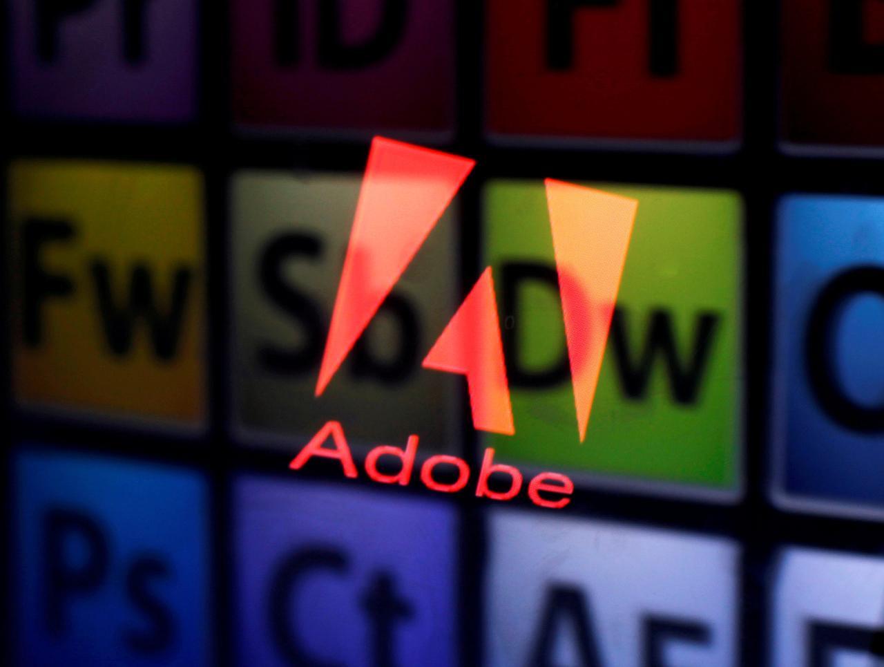 Adobe's first-quarter beats as Creative Cloud demand rises - Reuters