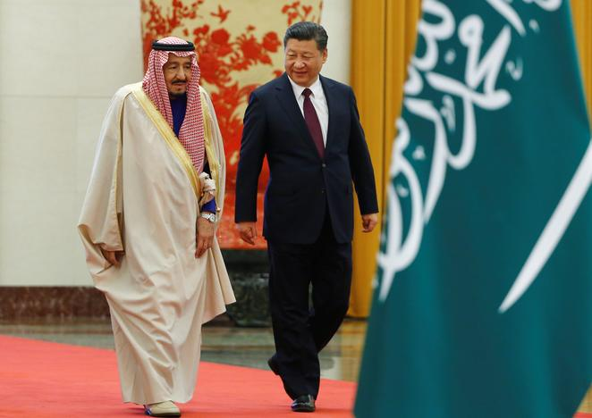 Beijing, Saudi Arabia agree to more oil cooperation, exports to China thumbnail