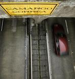 Imagen dee archivo de un túnel construido por Camargo Correa en Sao Paulo, Brasil, ene 8, 2010. Camargo Correa SA, el conglomerado familiar brasileño que a lo largo del último año ha estado desprendiéndose de varios negocios, ha puesto en venta su unidad de cemento, según informó el domingo una columna publicada por el diario O Globo.    REUTERS/Paulo Whitaker