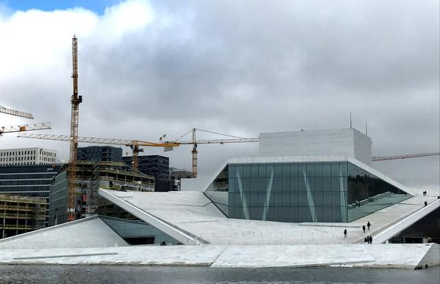 A view of the Opera House in Oslo, Norway March 20, 2017. REUTERS/Lefteris Karagiannopoulos