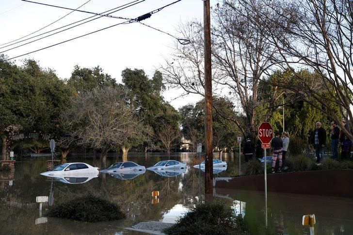 Trumps Cut To Flood Map Program Could Trigger Insurance Rate - Us map after flooding